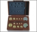 Combination Metric and Apothecary Weight Set. MODEL TC-106